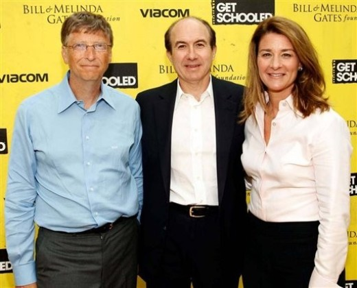 how to get a job at the gates foundation