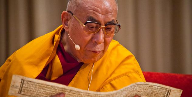 Empire - His Holiness XIV Dalai Lama at Beacon Theatre