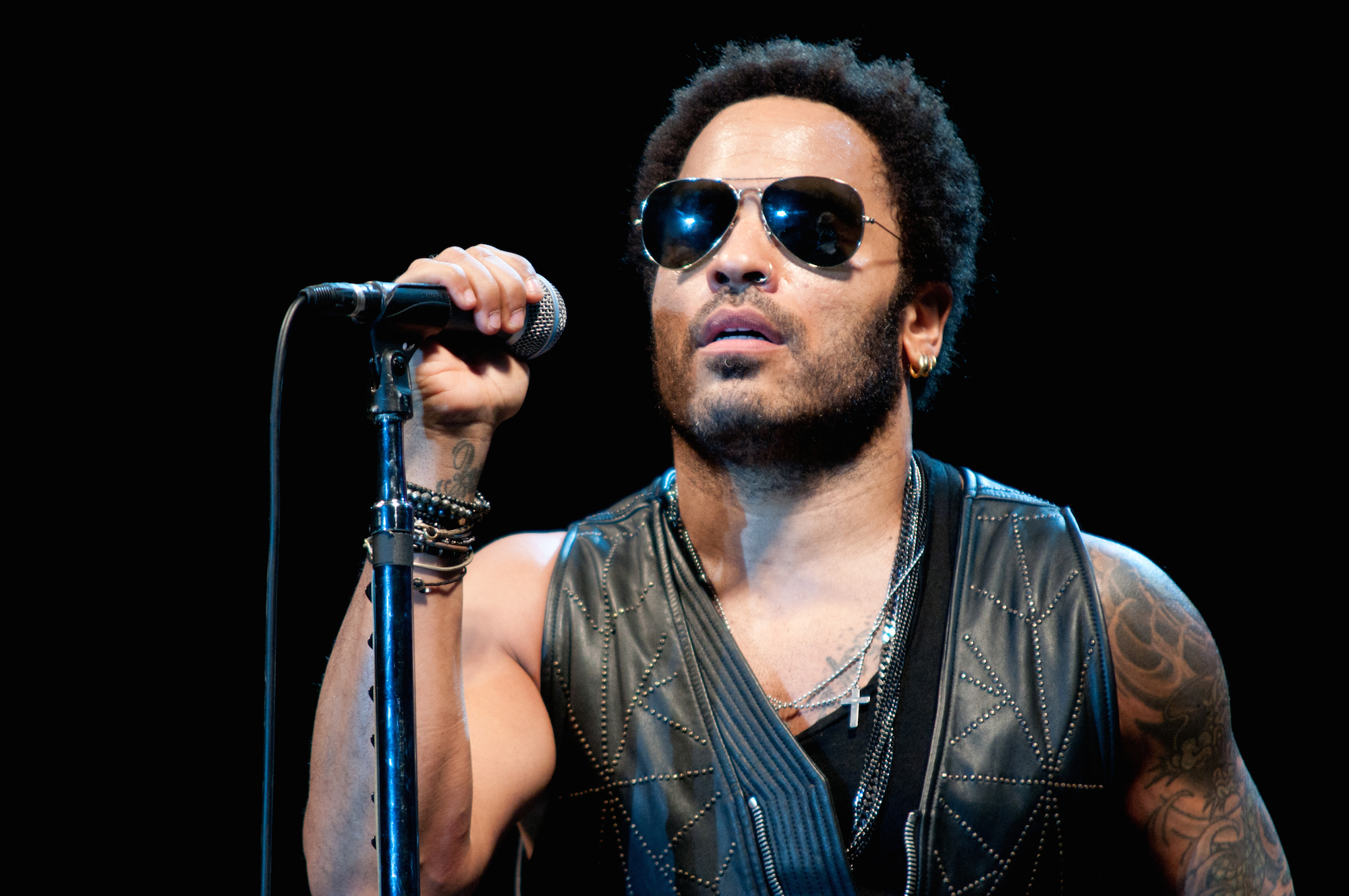 Empire The Night Of Three Ls Lenny Kravitz Lionel Richie And