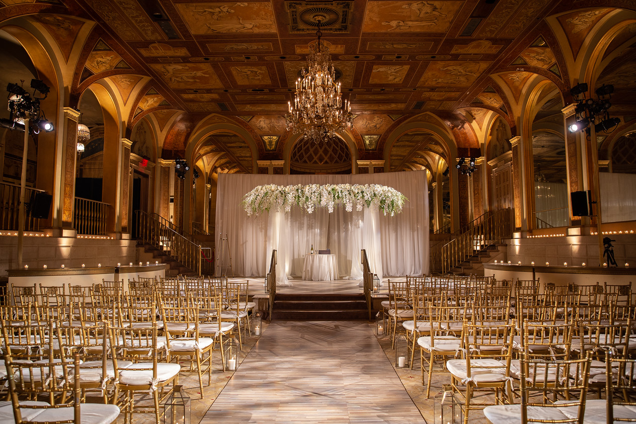 Empire A Grand New York Wedding At The Plaza Hotel